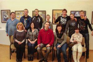 Выставка творческих работ студентов Абрамцевского художественно-промышленного колледжа «Молодые таланты Радонежья»