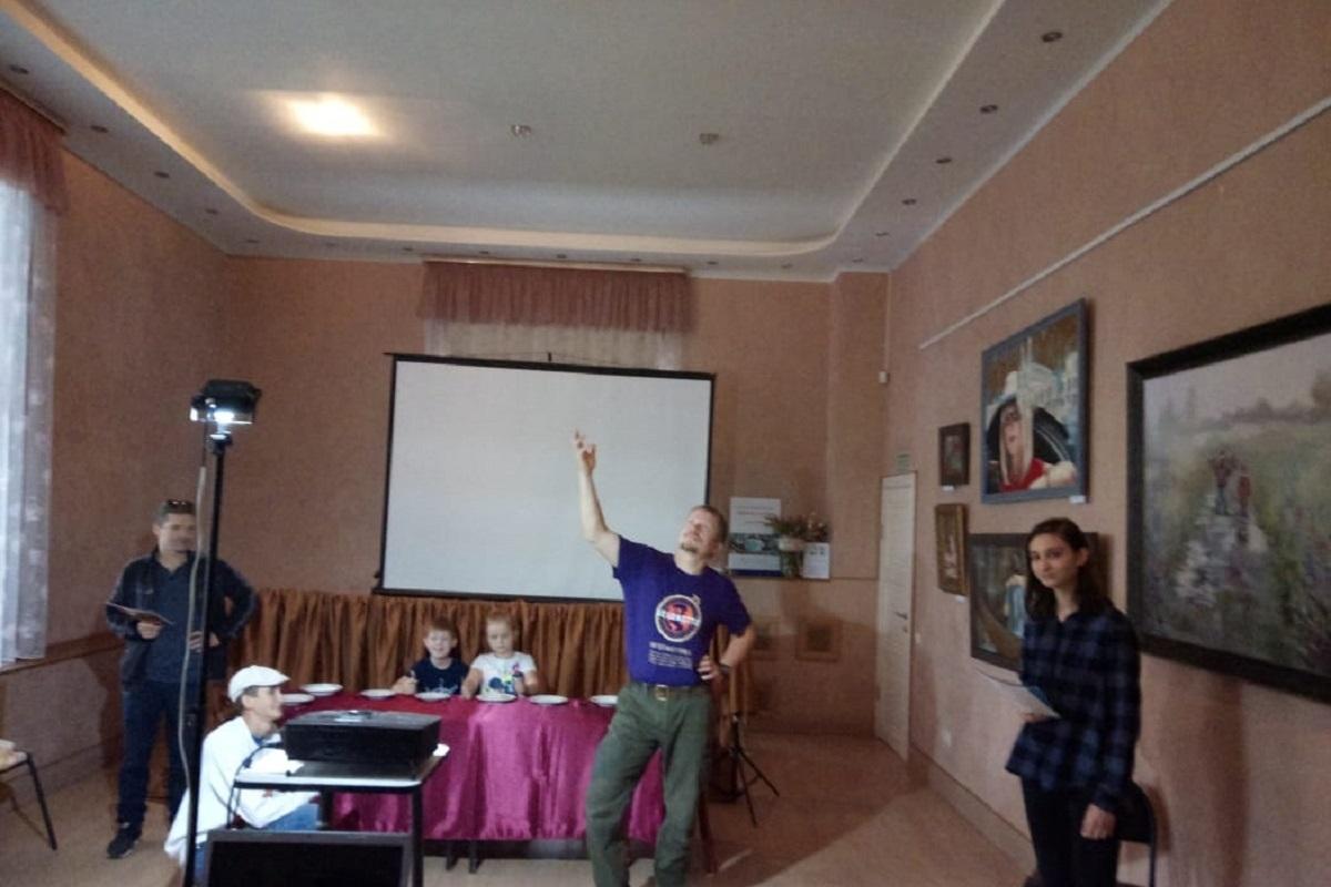 Театральный мастер-класс