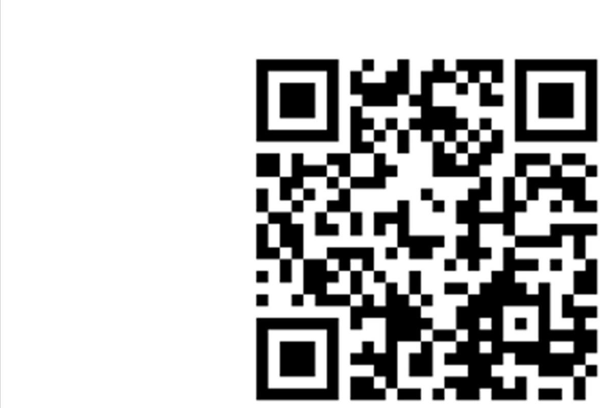 QR-код для проведения независимой оценки качества (матричный  носитель данных со ссылкой на анкету для iPhone, iPad, смартфона, планшета, различных программ и других считывающих устройств)