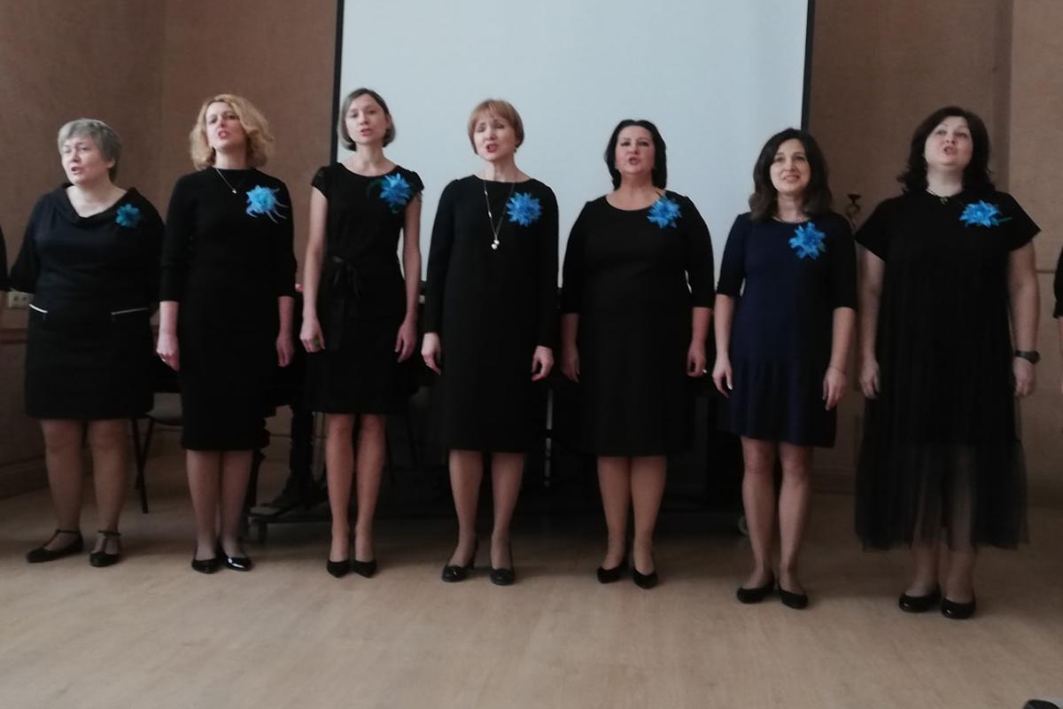 Концерт ансамбля «Этюд»