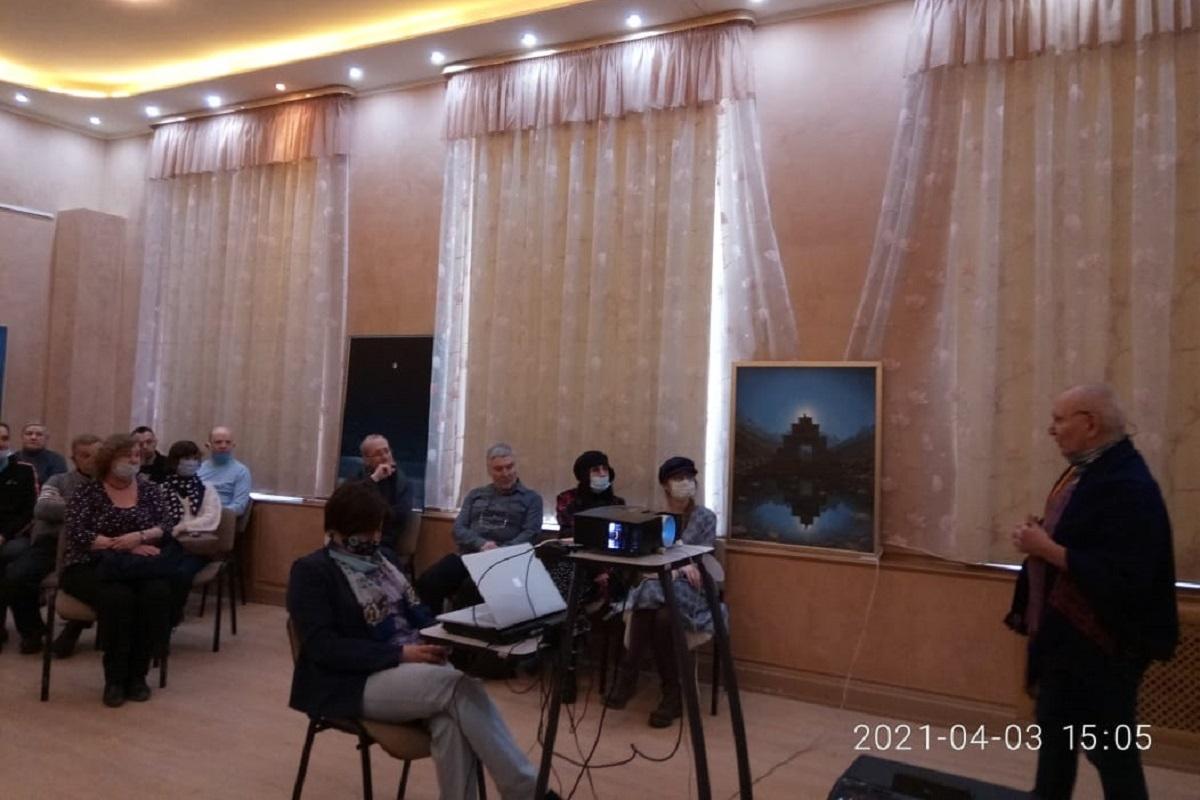 Выставка Аллана Ранну